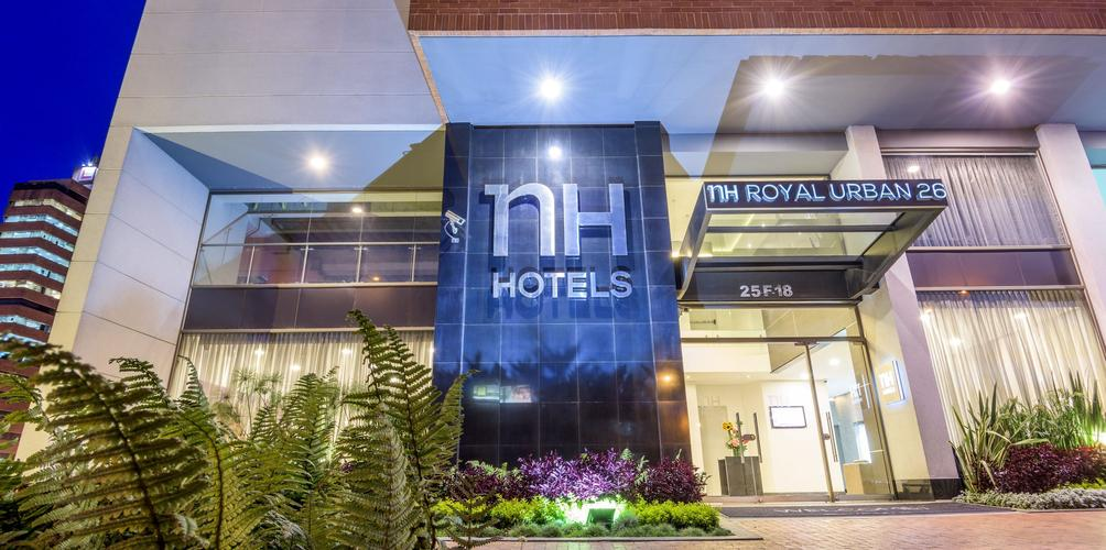 NH Bogotá Urban 26 Royal $37 ($̶6̶9̶)  Bogotá Hotel Deals & Reviews