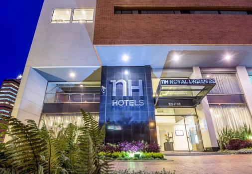NH 波哥大 26 號城市皇家酒店 - 波哥大 - 波哥大 - 建築