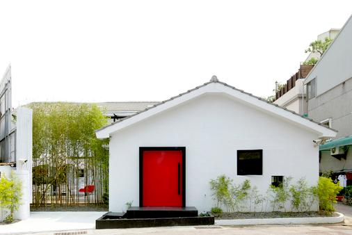 821 Space - Tainan - Building
