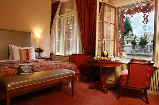 Aria Hotel Prague - Prague - Bedroom