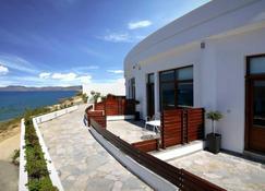 Simon Apartments - Sitia - Building