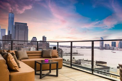 雨果酒店 - 紐約 - 紐約 - 陽台