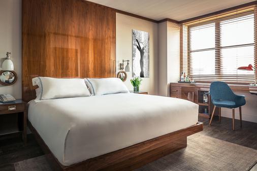 雨果酒店 - 紐約 - 紐約 - 臥室