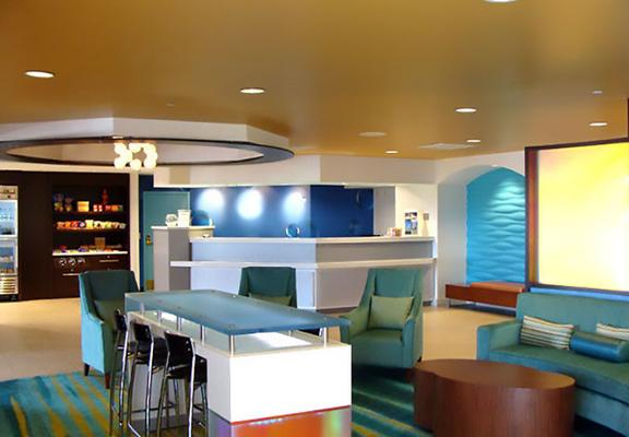 SpringHill Suites by Marriott Austin Round Rock - Round Rock - Bar
