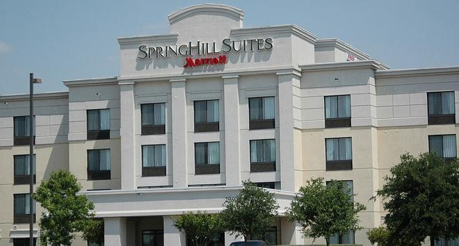 SpringHill Suites by Marriott Austin Round Rock - Round Rock - Κτίριο