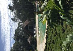 摩瑞拉環保生活別墅 - 艾庫瑪爾 - 游泳池