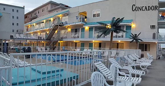 Conca D'or Motel - Wildwood - Building
