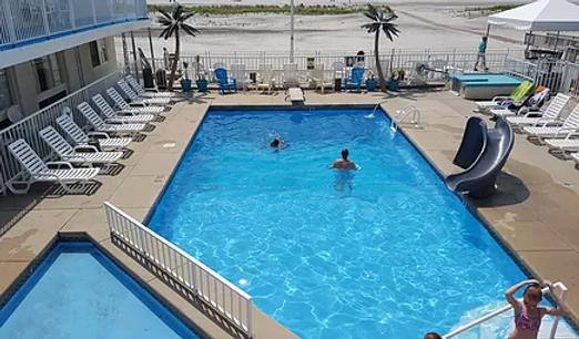 Conca D'or Motel - Wildwood - Pool