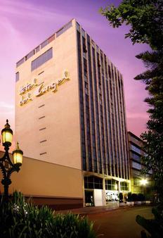 Hotel del Ángel - Mexico City - Building