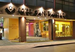 Hotel San Francisco Centro Histórico - Πόλη του Μεξικού - Κτίριο