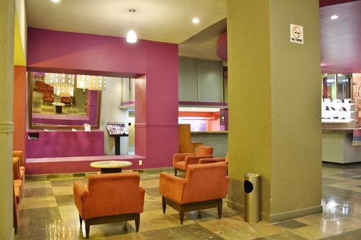 Hotel San Francisco Centro Histórico - Πόλη του Μεξικού - Σαλόνι