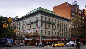 St Marks Hotel - New York - Gebäude