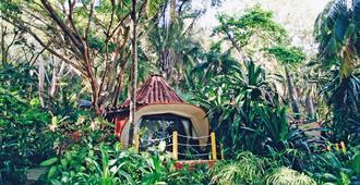 Ylang Ylang Beach Resort - Montezuma - Vista del exterior