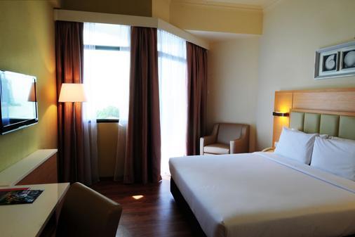 Hotel Sentral Seaview, Penang - George Town - Bedroom
