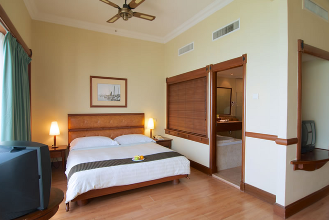 The Northam All Suite Penang - George Town - Chambre