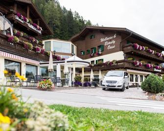 Romantic & Family Hotel Gardenia - Selva di Val Gardena - Building