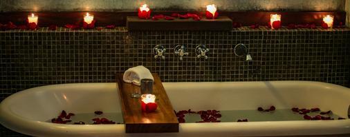 羅達文托精品酒店 - 美妙谷 - 巴耶德布拉沃 - 浴室