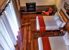 Rodavento Boutique Hotel & Spa - Valle de Bravo - Schlafzimmer