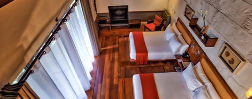 Rodavento Boutique Hotel - Valle de Bravo - Phòng ngủ