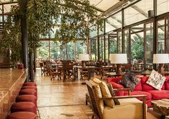 Rodavento Boutique Hotel - Valle de Bravo - Nhà hàng