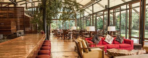 羅達文托精品酒店 - 美妙谷 - 巴耶德布拉沃 - 餐廳