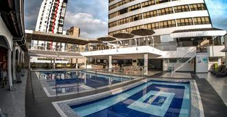 Hotel Chicamocha - בוקאראמנגה - בריכה