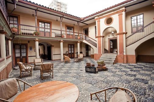 Hostal Republica - La Paz - Building