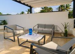Aligio Aparthotel & Spa - Las Terrenas - Balcon
