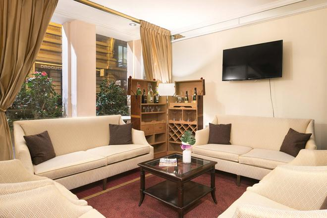 Hôtel Etoile Saint Ferdinand By Happyculture - Pariisi - Aula