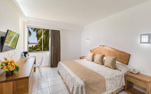 Posada Real Puerto Escondido - Puerto Escondido - Phòng ngủ