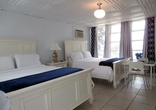 La Jolla Resort - Islamorada - Schlafzimmer