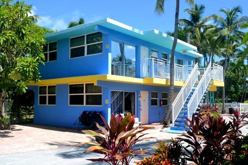 La Jolla Resort - Islamorada - Gebäude