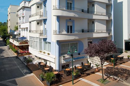 Hotel Belmar - Cattolica - Outdoors view