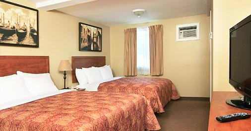 Travellers Haven Motel - Ottawa - Phòng ngủ