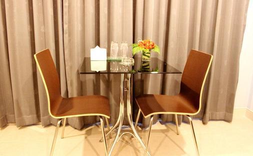 14 住宅酒店 - 帕巴丁 - 曼谷 - 餐廳
