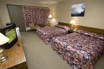 Candlelight Inn - Niagara Falls - Bedroom