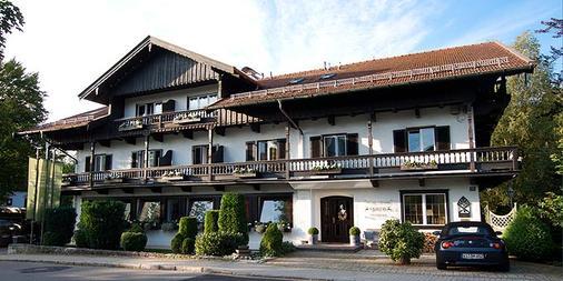 Relais-Chalet Wilhelmy - Bad Wiessee - Gebäude