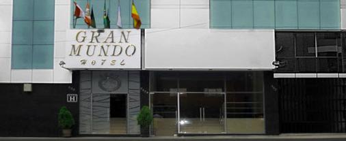 Gran Mundo Hotel - Lima - Toà nhà