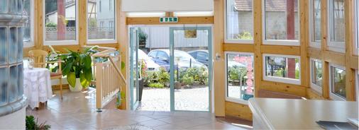 Hotel 'Zur Schmiede' - Alsfeld - Lobby