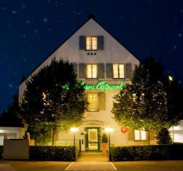 Hotel am Ostpark - Μόναχο - Κτίριο