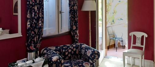 Hotel Franceschi - Forte dei Marmi - Living room