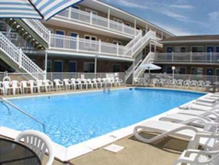Sea Garden Motel - Seaside Heights - Pool