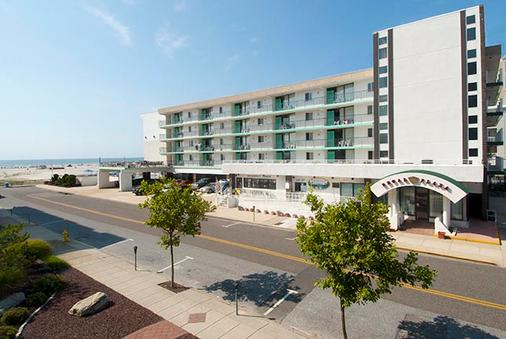 Regal Plaza Beach Resort - Wildwood Crest - Κτίριο