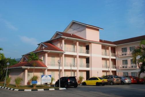 Hotel Seri Malaysia Pulau Pinang - George Town - Toà nhà