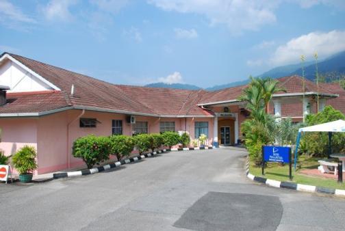 Hotel Seri Malaysia Taiping - Taiping - Κτίριο