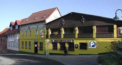 Gasthof zum Bären - Bad Suderode - Building