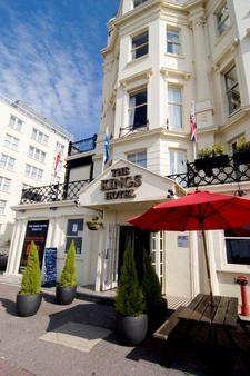 Kings Hotel - Brighton - Rakennus