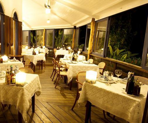 Pousada do Toque - São Miguel dos Milagres - Restaurant