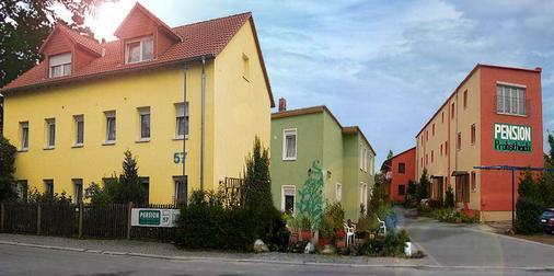 Pension Probstheida - Leipzig - Toà nhà