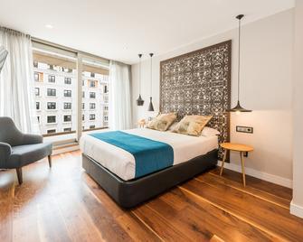 Smartrental Collection Gran Via Capital - Madrid - Bedroom